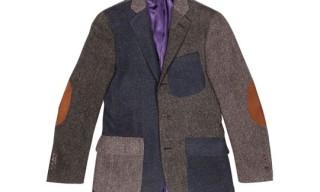 """Epaulet """"Daltrey"""" Harris Tweed Sportcoat"""