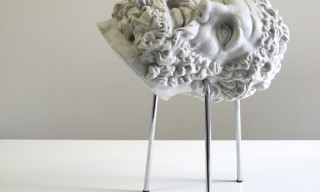 'Soft Hercules' Stool