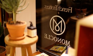 The Monocle Shop at FrenchTrotters – France