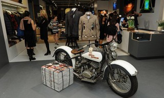 GQ and Park & Bond Pop-up Shop in New York City