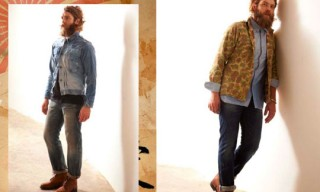 PRPS Spring/Summer 2012 – Lookbook