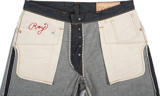 Roy Jeans – 13oz Unsanforized Cone Mills Denim