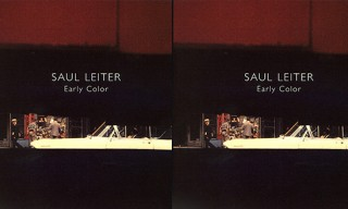"""Early Color: Second Edition"" Book by Saul Leiter"