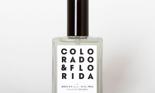"Shipley & Halmos Launch New Fragrance – ""Colorado & Florida"""