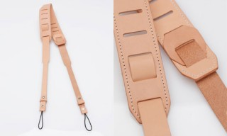 Tanner Goods Horween Leather Camera Strap