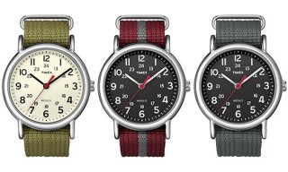 Another Look | Timex Weekender Watch Collection