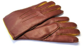 Timothy Everest Cashmere Lined Gloves