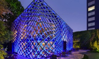 Tori Tori Restaurant by Rojkind Arquitectos and Esrawe Studio