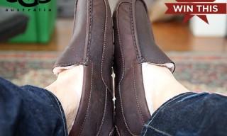 Win This!   UGG Ascot Sheepskin Slippers