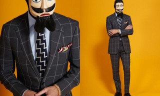 P.Johnson Tailors – Lookbook