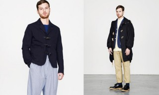 Gloverall for b Store Spring/Summer 2012 Collection