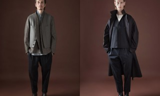 Christophe Lemaire Autumn/Winter 2012 Looks