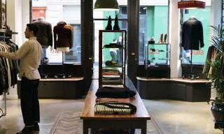 Store Visit | Oliver Spencer, SOHO London