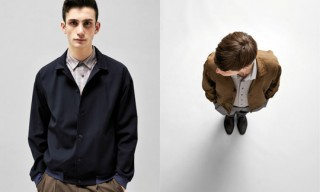 Stephan Schneider – Spring/Summer 2012 Lookbook