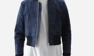 Acne Mckenzie Suede Jacket