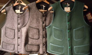 Brown's Beach Vests