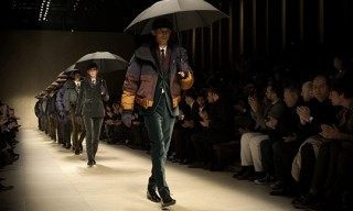 Burberry Prorsum Autumn/Winter 2012 – Runway Looks