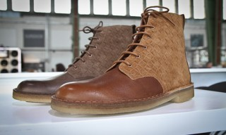 Clarks Originals for Velour Boots – Autumn/Winter 2012