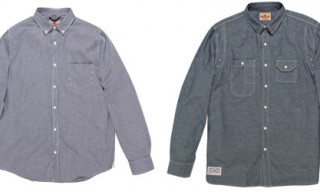Duffer Chambray and Hickory Shirts