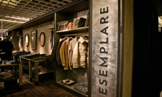 Pitti – Esemplare Outwear for Autumn/Winter 2012