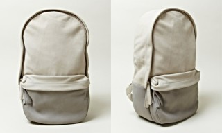 Haerfest Cowhide Spring/Summer 2012 Backpack
