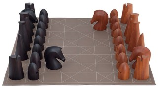 Hermes Chess Set for Spring/Summer 2012