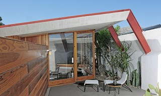 Hotel Lautner – Desert Modern