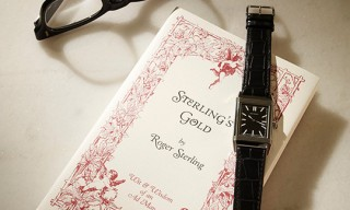 Jaeger-LeCoultre's Reverso Watch for Mad Men