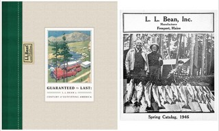 """Guaranteed To Last: L.L. Bean's Century Of Outfitting America"" Book"
