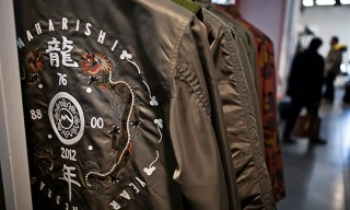 Maharishi Autumn/Winter 2012 – Preview