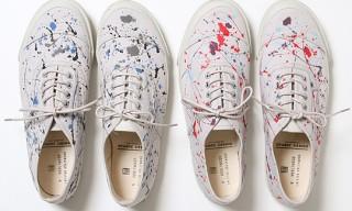 N. Hoolywood, Generic Surplus Sneakers – Spring/Summer 2012
