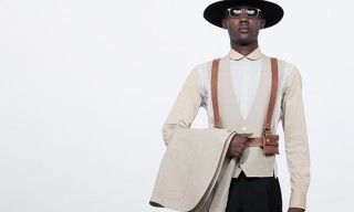 Ozwald Boateng Spring/Summer 2012 | Another Look