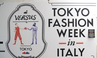 Pitti – Tokyo Fashion Week in Italy – Versus Tokyo