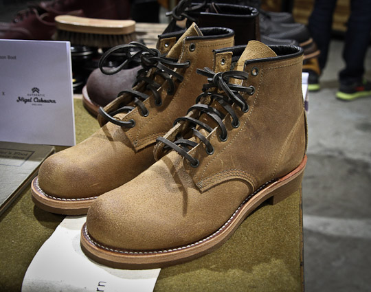 Red Wing - Autumn/Winter 2012 - Cabourn Boots and More | Highsnobiety
