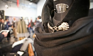Pitti – Tabarro Autumn/Winter 2012 – Modern Day Cloaks