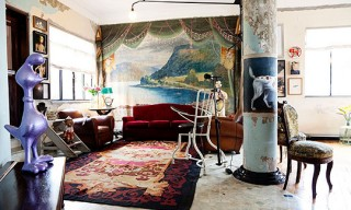 Alexandre Herchcovitch – Inside the Home of a Fashion Designer
