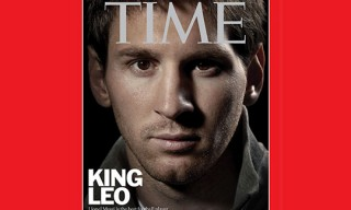 TIME Magazine – Lionel Messi Cover – February 6, 2012