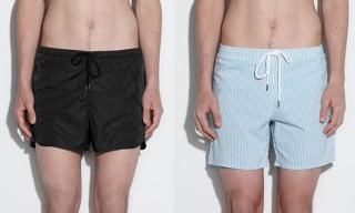 Tooshie for A.P.C. Swim Trunks and Shorts