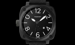 Tsovet SVT Black Automatic – Limited Watch