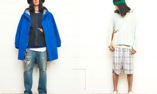 Unused Spring/Summer 2012 Lookbook