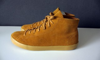 Veja Indigenos High Camel Shoes