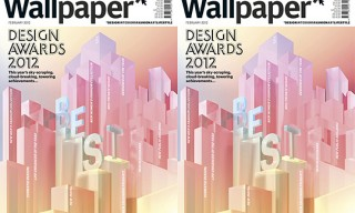 Wallpaper* Magazine Design Awards 2012 Issue