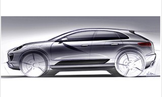 Porsche's New SUV is the Macan – Coming in 2013