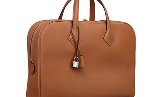 Hermès Spring/Summer 2012 Luggage