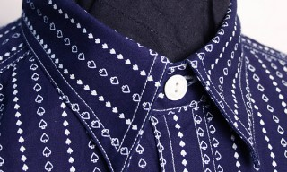 Lofgren for Heritage Research – Spade Print Engineer Shirt