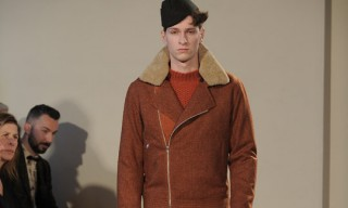 Lou Dalton – Autumn/Winter 2012 – Runway #lfw