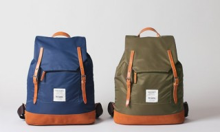 Norse Projects by Ally Capellino Fjell Nylon Rucksack