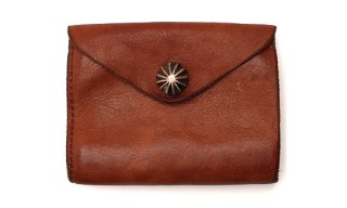 RRL Spring/Summer 2012 Leather Envelope Wallet