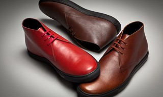 Armando Cabral Chukka's for Autumn/Winter 2012