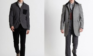 Bespoken Autumn/Winter 2012 – Looks